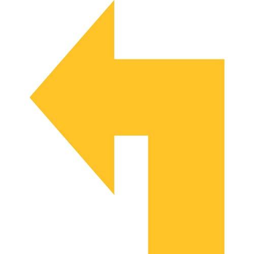 PermaLean TL149 Arrow (Left or Right) 11.8in x 9in