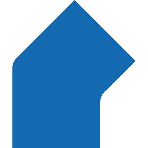 PermaStripe TL301 45° Corner to Join 3in Rolls 5in x 4.5in